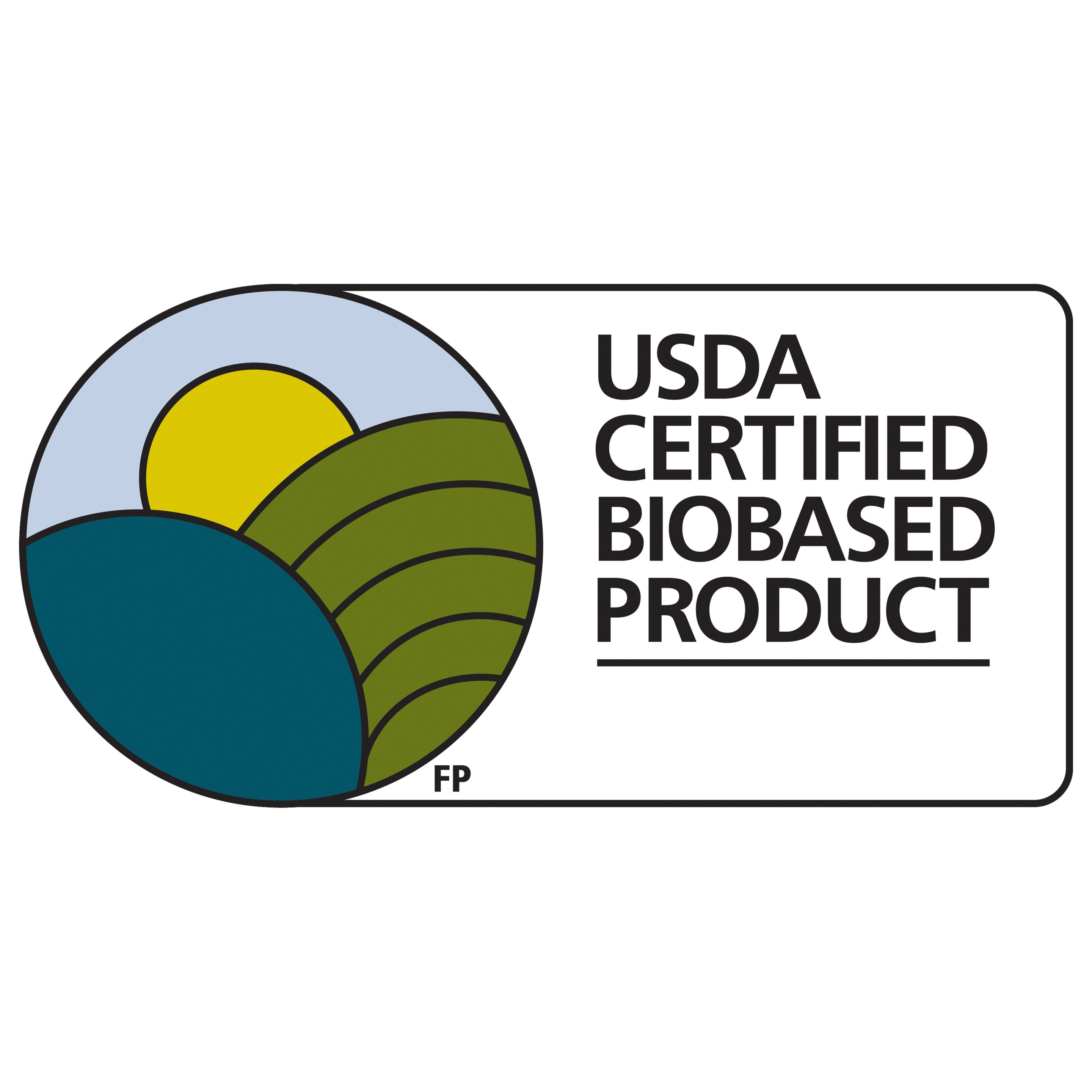 USDA Certified Biobased