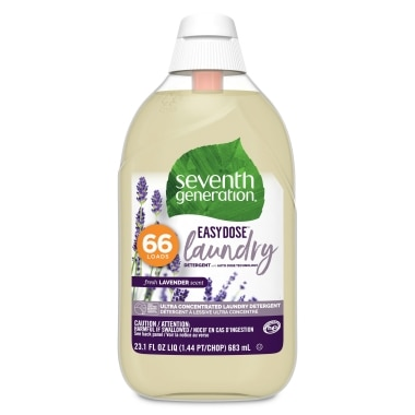 Seventh Generation EasyDose Fresh Lavender - Pack Front